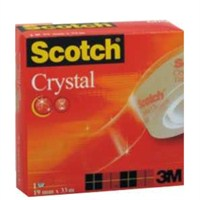 Scotch 600 1933 Kristal Bant 19mm x 33m
