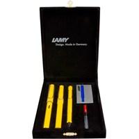 Lamy Safari 3'Lu Kalem Setı Drv Kadıfe Sarı Sfr-3S