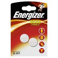 Energizer (A6-8357) Cr2032 Lityum Pil 2Li Blister