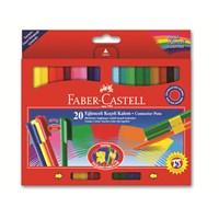 Faber-Castell Eğlenceli Keçeli Kalem, 20'lu (5068112000)