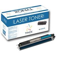 Tynox TY-11362 HP CE311A & Canon CRG-729 Mavi Toner