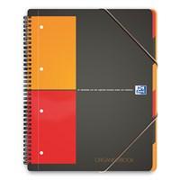 Oxford Organiserbook A4+ 24,5X31 80 yp Kareli