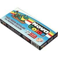 Nova Color Nc-126 Yağlı Boya 10 Renk Tüp