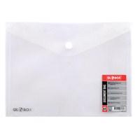 Globox Çıtçıtlı Dosya Şeffaf A5 6480