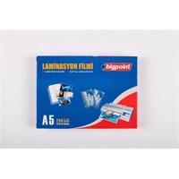 Bigpoint Laminasyon Filmi A5 125 Micron 100'Lü