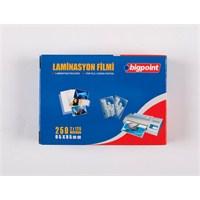Bigpoint Laminasyon Filmi 65X95 125 Micron 100'Lü