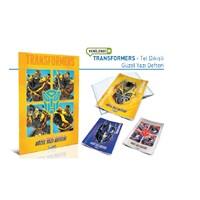 Gıpta 5760 Transformers Güzel Yazı Defteri A4 40 Yaprak
