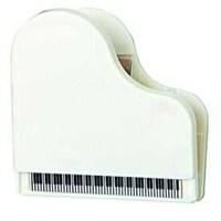 Piyano Şeklinde Beyaz Mıknatıslı Kıskaç
