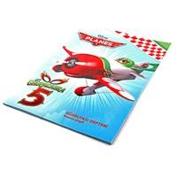 Keskin 280200-48 Planes A4 Güzel Yazı Defteri 40 Yaprak
