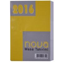 Nova 2016 Masa Takvimi