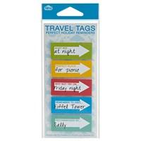 Npw Travel Tags - Gezi Rehberi - Yapışkanlı Not Kağıtları