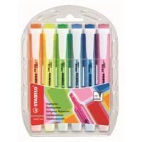 Stabilo Fosforlu İşaretleme Kalemi 6 Renk