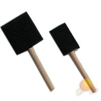 Ponart 10501 Serisi Sünger Fırça - Yassı 4 mm