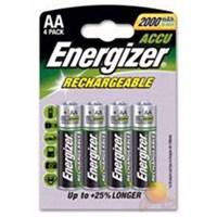 Energizer (E9-9101) Şarjlı 2000 Mah AA Kalem Pil 4Lü Blister