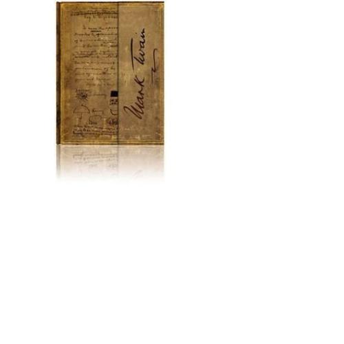 Paperblanks Defter Mark Twain Mini Çizgili 1029-0
