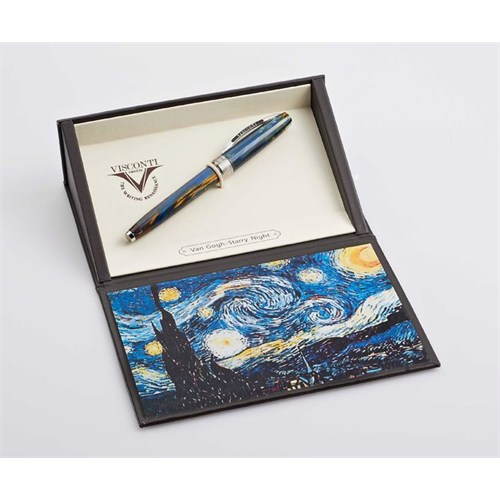Visconti Roller Kalem Van Gogh Starry Night 784