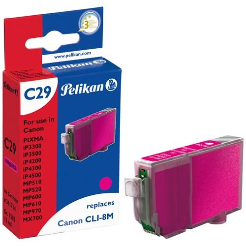 Pelikan Canon Clı-8M Magenta Kartuş