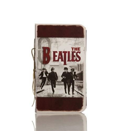 Nektar Kolye Kalp Figürlü The Beatles Defter