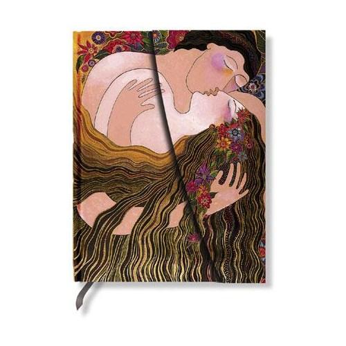 Paperblanks 485-8 Lbc First Kiss Midi Çizgili