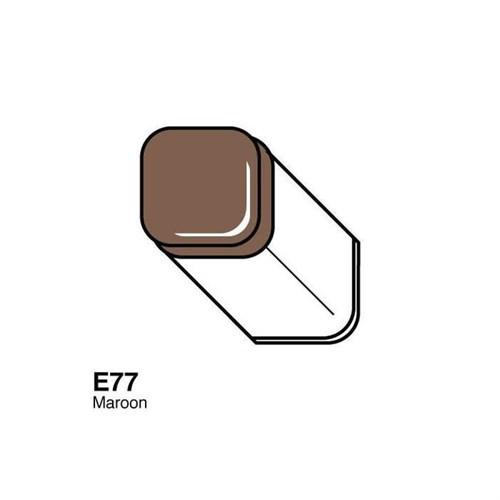 Copic Typ E - 77 Maroon