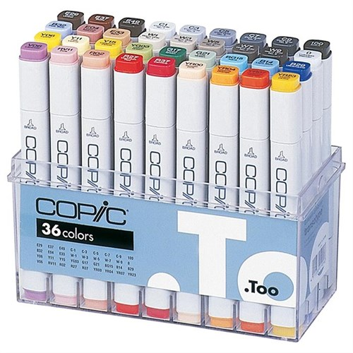 Copic 36Lı Set Basic