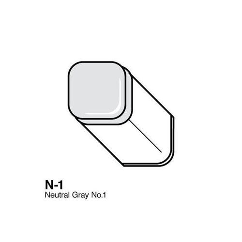 Copic Typ N - 1 Neutral Gray