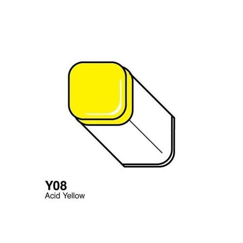 Copic Typ Y - 08 Acid Yellow
