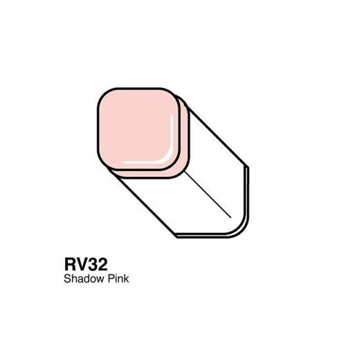 Copic Typ Rv - 32 Shadow Pink