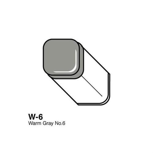 Copic Typ W - 6 Warm Grey