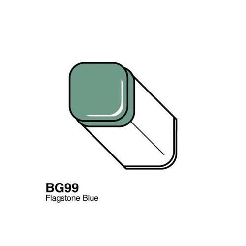 Copic Typ Bg - 99 Flagstone Blue