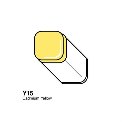 Copic Typ Y - 15 Cadmium Yellow