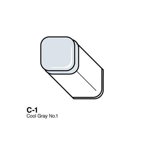 Copic Typ C - 1 Cool Gray