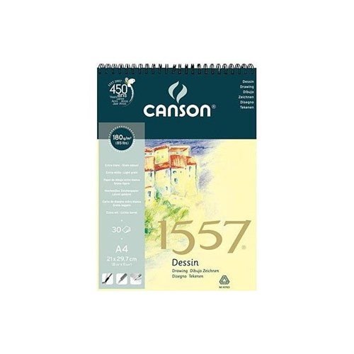 Canson A4 180Gr 180518
