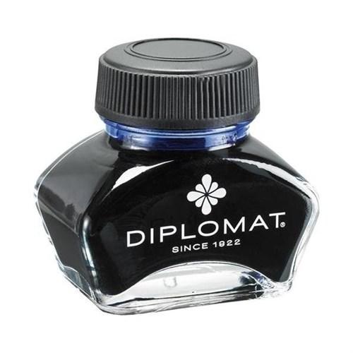 Diplomat D20000324 30Ml. Siyah Mürekkep