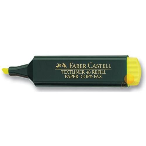 Faber-Castell Fosforlu Kalem Mavi (5030154851) 10lu