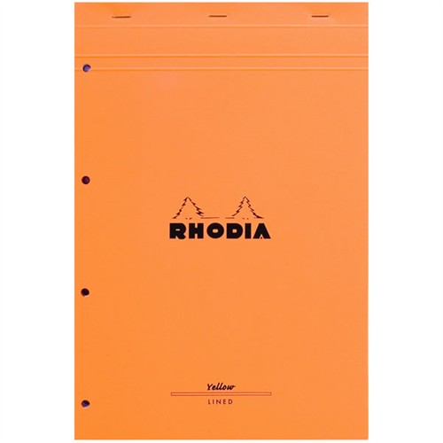 Rhodia Çizgili Bloknot Turuncu Ra 119660