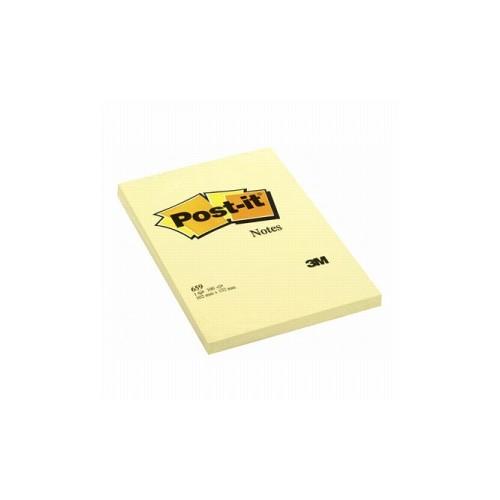 3M Post - It Not Kağıdı Sarı 659