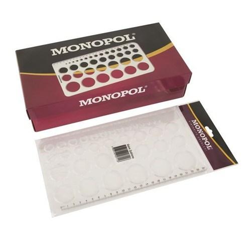 Monopol 1610 Daire Şablonu