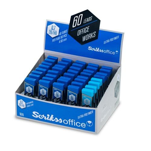 Scrikss Sl-60 Min 0.7 Mm Stand 40'Lı T0sucmnst6007a