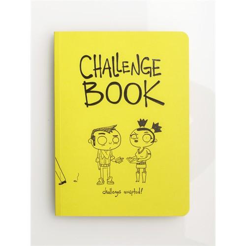 Challenge Book - Sarı