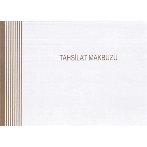 Marka Tahsilat Makbuzu 12 Adet 2 Nüsha Otokopili