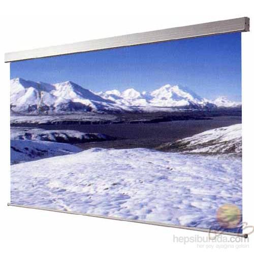 Projecta 97090 10200009 Storlu Manuel Perde 240 X 180 (duvara Veya Tavana Asılabilen Model)