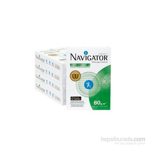 Navigator A4 80 Gr/m² Fotokopi Kağıdı (5'li Paket / Koli) - HATALI