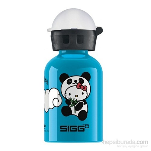 Sigg Hello Kitty Panda Blue 0.3 L Matara