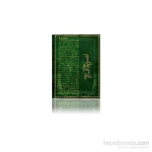 Paperblanks Fitzgerald-Gatsby Mini Çizgili 95X140mm. 1405-8 Defter