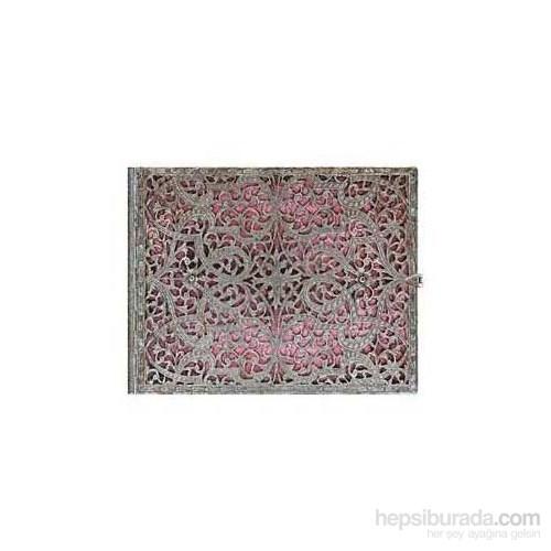 Paperblanks Pb-G-2593-1 Blush Pink 23X18 Yatay Düz Defter