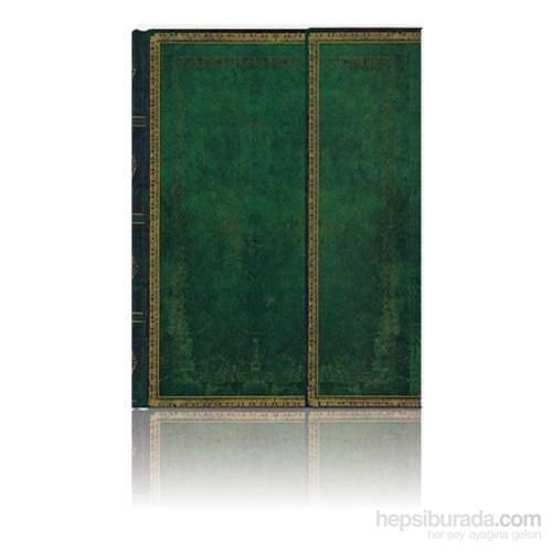 Paperblanks Jade Green Ultra Çizgili - 180 X 230 Mm. 1428-7 Defter
