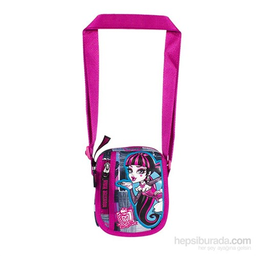 Ümit Monster High Omuz Ve El Çantası