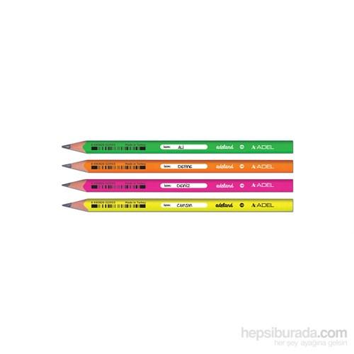 Adeland Üçgen Jumbo Kurşun Kalem 48'li (2063140104)