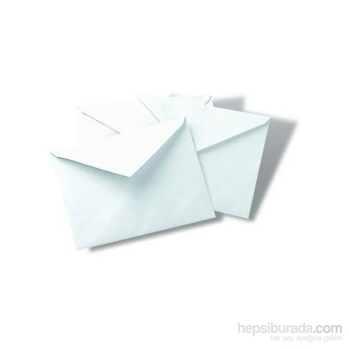 Yener Davetiye Zarfı 90 Gr. 105X155 Mm. (500 Adet / Kutu)